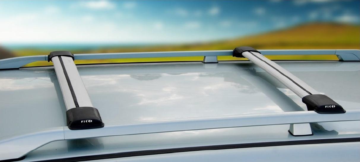 Багажник для автомобилей с рейлингами своими руками